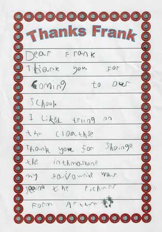 arthur letter